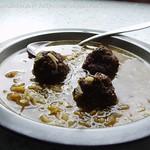 Granatapfelsuppe