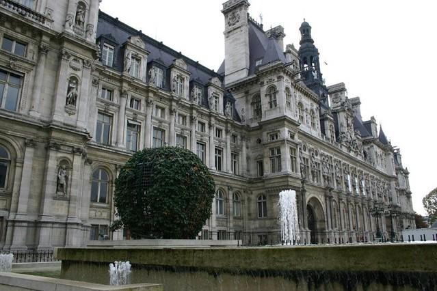 Hotel de ville paris flickr photo sharing for Hotel deville paris
