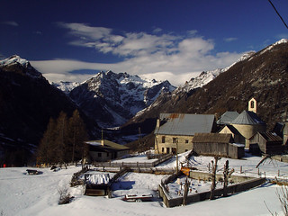 Serre-Eyrauds - Winter afternoon