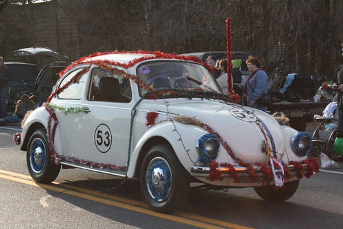HERBIE THE CHRISTMAS BUG