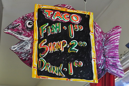 Best fish tacos in la ricky 39 s fish tacos taco nazo for Senor fish menu