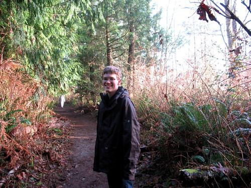Christmas hike