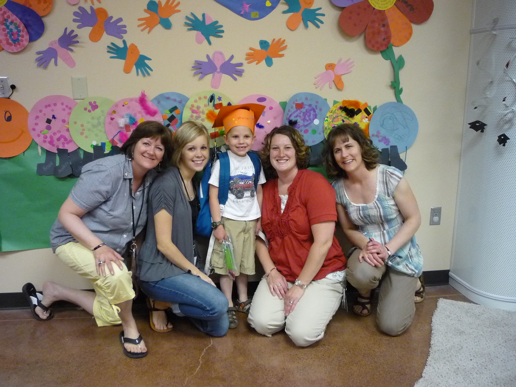 T with preschool teachers