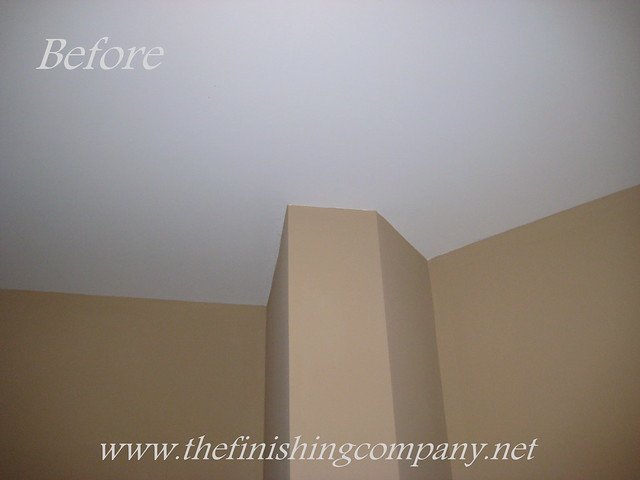 how to put up crown molding on kitchen cabinets how to put up crown molding flickr photo 17269
