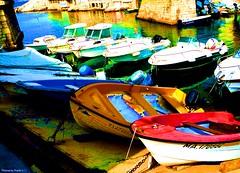NathalieLauro, grafic art, digital art, colors, design, variations,boats, habor, sea, sun,  , Monaco, Monte Carlo, French Riviera, Cannes. Marseille, Corsica,Hambour, (5)