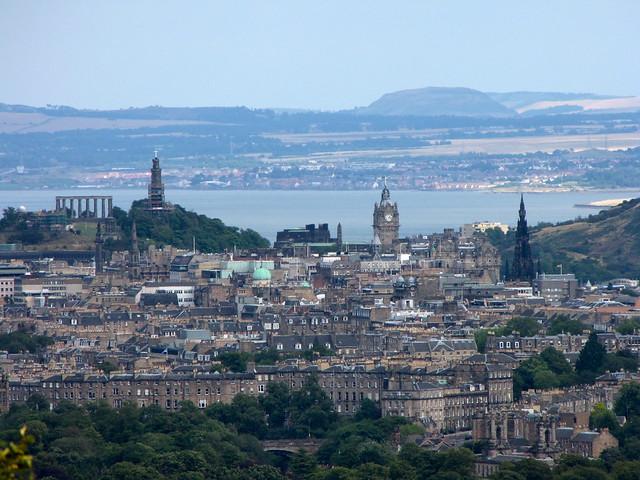 Views of Coastal Edinburgh by flickr user kyz