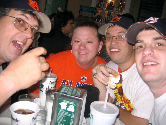 Sugar Bowl 2005, New Orleans - 14