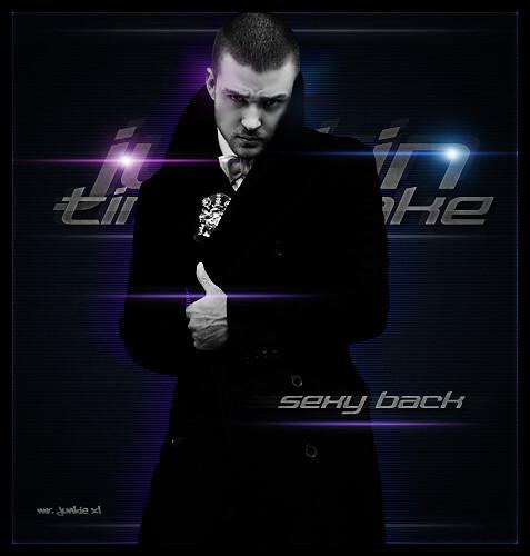 Sexyback - Justin Timberlake - LETRAS