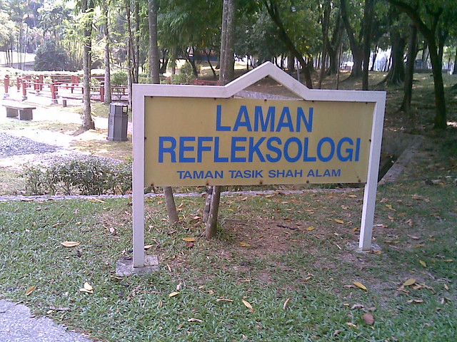 Header of laman