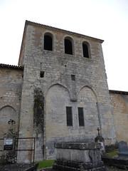 Eglise Saint-Martin d'Agonac