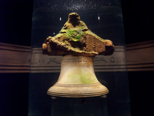 the whydah's bell