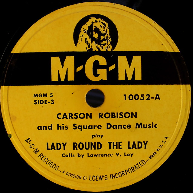 Mgm vintage record label flickr photo sharing for Classic house record labels
