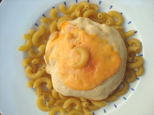 Mac N Cheese Cookie