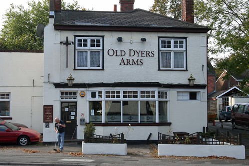 Old Dyers Arms, Spon End, Coventry