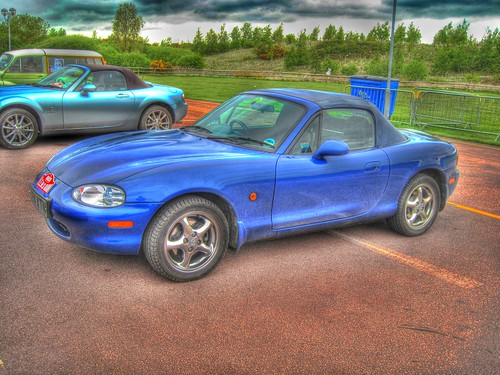 sport and car view mazda mx5 mk2 raising the luxury. Black Bedroom Furniture Sets. Home Design Ideas