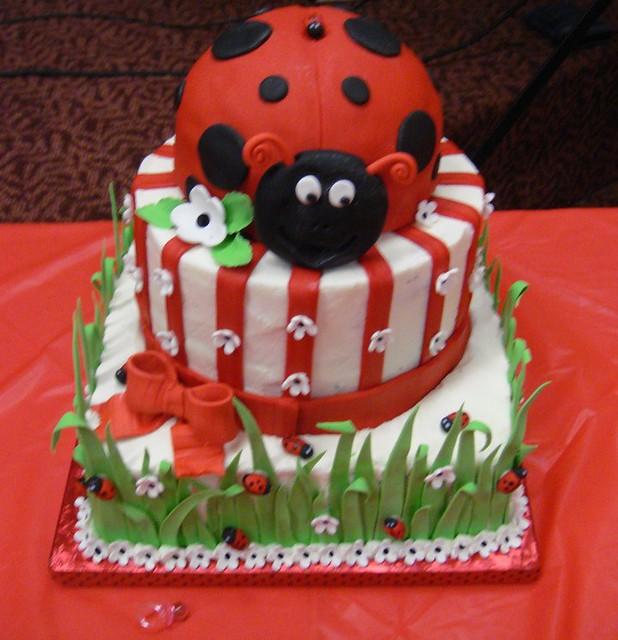 Baby Bottom Cake Topper