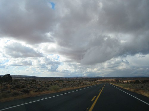 REZ, Clouds, Arizona, Southwest, Navajo, va… IMG_1204