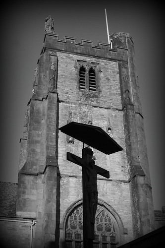 St.Pauls Church, Truro, Cornwall by Stocker Images