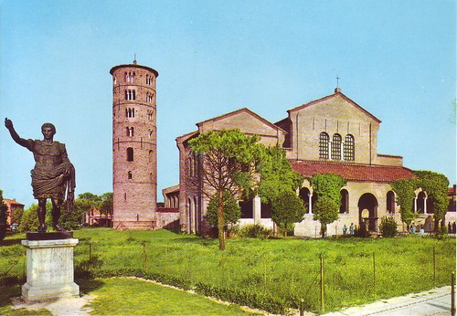 Early Christian Monuments of Ravenna - Basilica of San Appolinaris