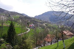 Nahorevo to Skakavac Waterfall, Bukovik Mountain, Sarajevo, Bosnia