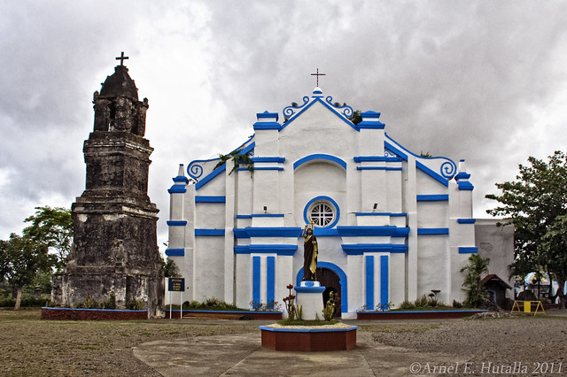 Badoc Church