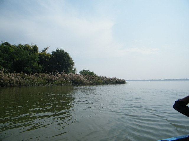 Boating in Sukhna Lake, Chandigarh