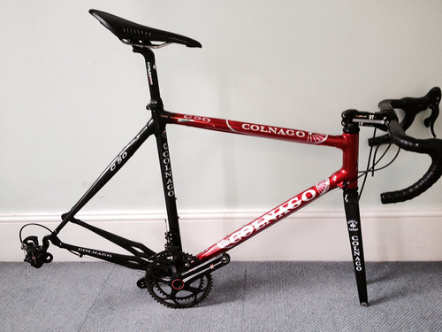 For Sale: Colnago C50 Frameset | LFGSS