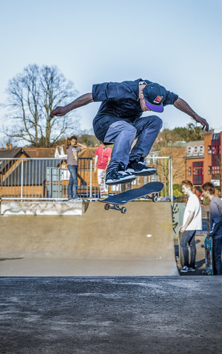 Tomas Foltin - Pop Shuv It - High Wycombe