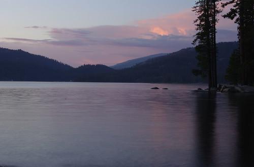 california blue sunset red summer lake black purple pentax shaverlake ilovecalifornia k200d pentaxk200d pentaxda1855mmf3556alii