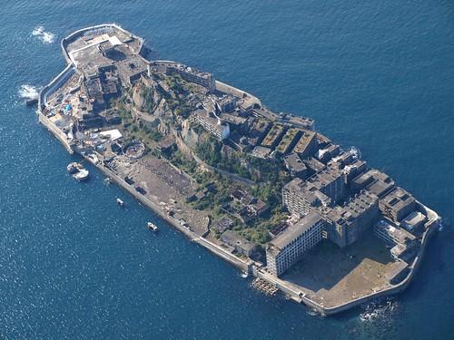 軍艦島 (Battleship Island) 2008 - 無料写真検索fotoq