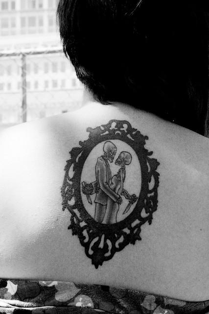 Till death do us part tattoo flickr photo sharing for Until death do us part tattoo
