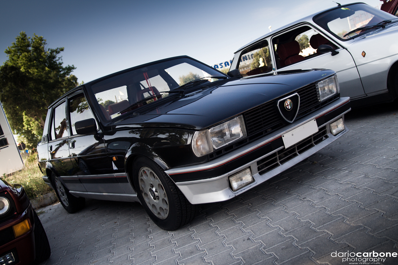 1983 alfa romeo giulietta 2 0 turbodelta images pictures and videos. Black Bedroom Furniture Sets. Home Design Ideas