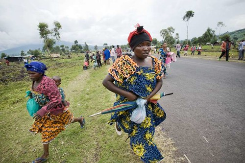 UNHCR News Story : Healing the wounds of sexual violence in the Congo