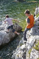 Lake Altaussee Styria Austria :: eu-moto images P1040042