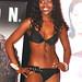 DSCF0549 Miss Southern Africa UK Beauty Pageant Contest Ethnic Swimwear Bikini Fashion Model International Hotel Docklands London Nov 2004