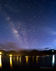 Milkyway Sets Over Hanalei | by © KristoforG