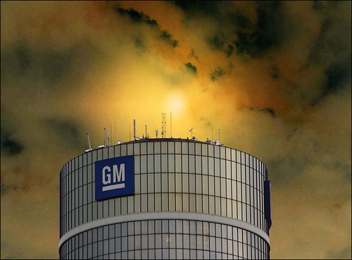 "The ""Braincenter"" Of General Motors"