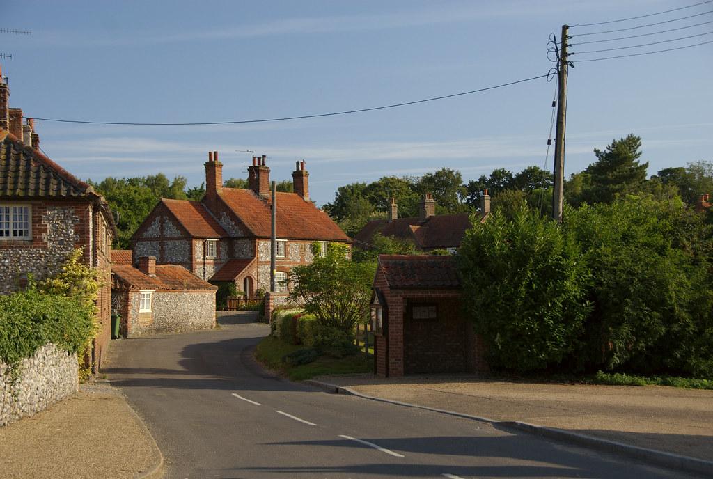 Warham North Norfolk England Tripcarta