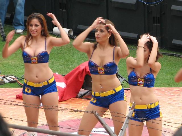 Las Chicas De Monterrey