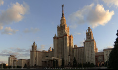 Marvel at the Stalin's Seven Sisters - Things to do in Moscow