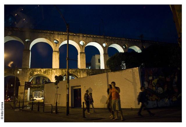 Arcos da Lapa ou Aqueduto da Carioca