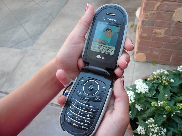 Kim Possible Phone