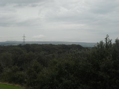 Scout Moor from Heaton Park