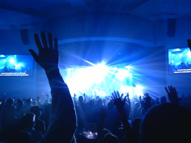 David Crowder Concert #1
