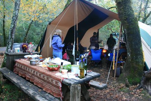 Jenn and romy 11 01 2009 12 01 2009 for Bothe napa cabine