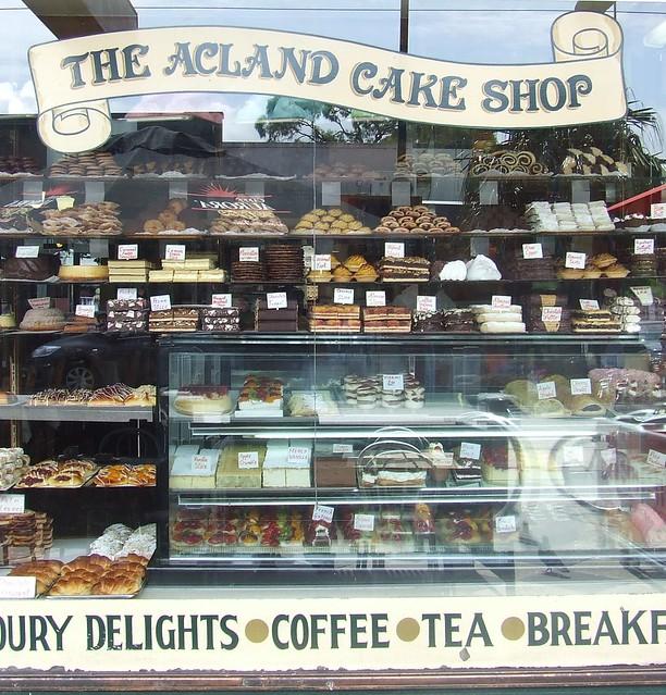 Cake Shop Melbourne Cbd
