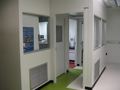 Germantown Innovation Center, Clean Room