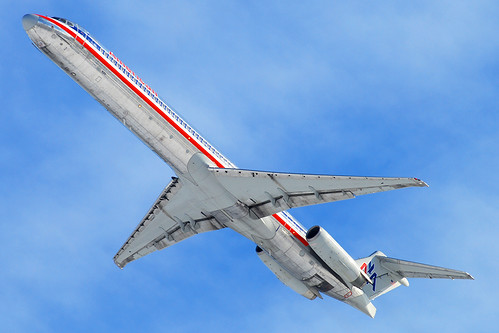 American Airlines McDonnell Douglas MD-82 (DC-9-82) (N7520A)