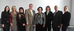 Delegation aus Sankt Petersburg in Wien und NÖ
