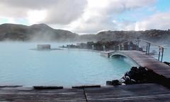 Blue Lagoon Bridge - Grindavik, Iceland